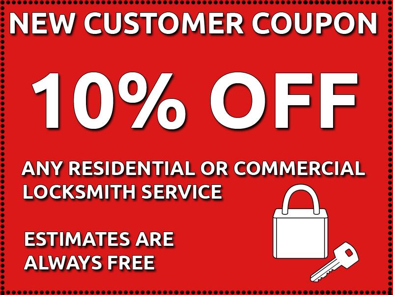 Bronze Locksmith Store Coupon Belmont CA